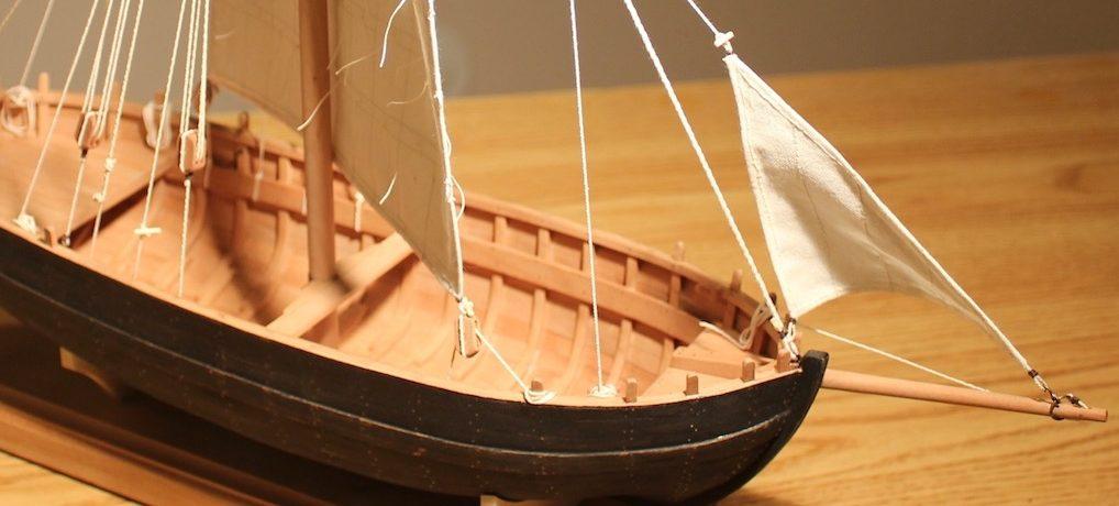 Le bateau de Lanvéoc