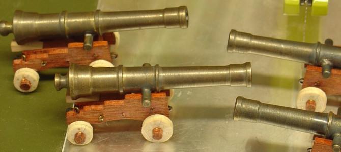 18 pounder cannon