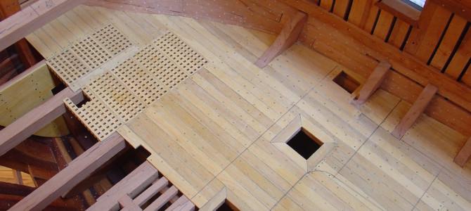 Orlop deck